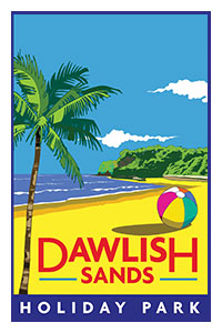 Dawlish Sands Logo